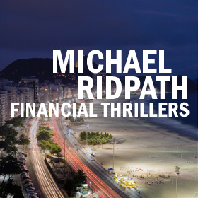 Michael Ridpath - Financial Thrillers
