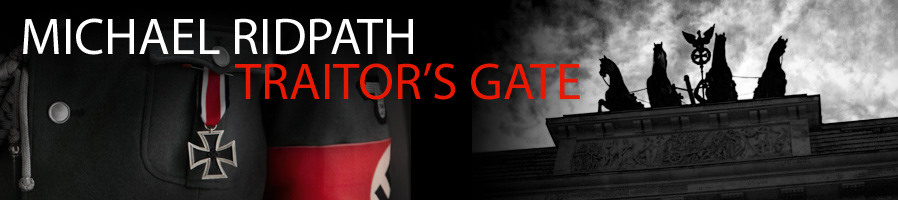 Michael Ridpath - Traitor's Gate